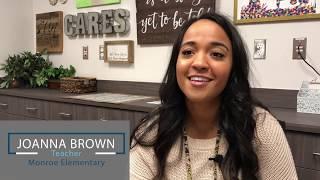 Sarah Kirk - Monroe School Counselor