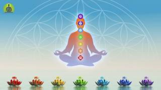 """Chakra Balancing & Healing"" Positive Energy Meditation Music, Relax Mind Body"