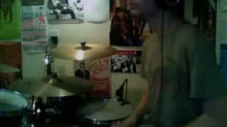 Damiera - Via Invested (Drum Cover)