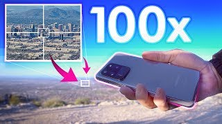 Samsung Galaxy S20 Ultra Camera Review: 100x Space Zoom vs 108MP Test!