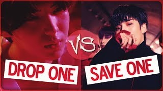 DROP ONE, SAVE ONE | K POP GAME