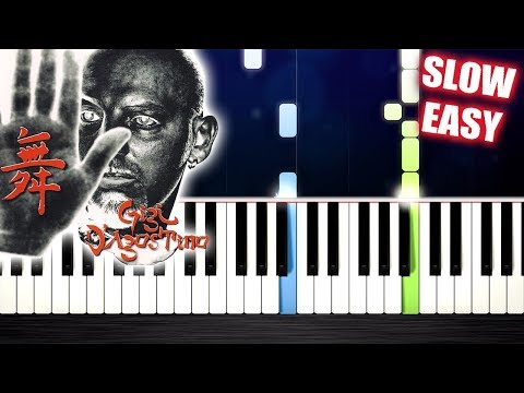 Gigi D'Agostino - L'Amour Toujours - SLOW EASY Piano Tutorial by PlutaX
