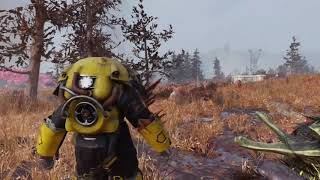 The queen of fallout 76 Its epic
