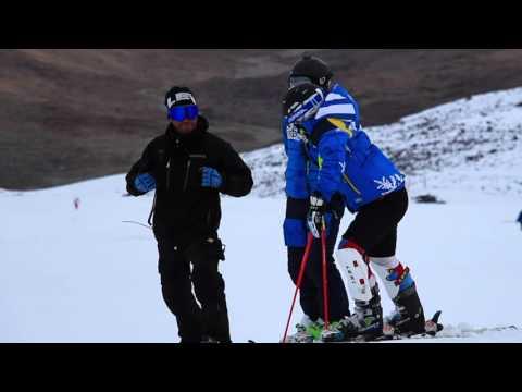Skitraining Val Senales