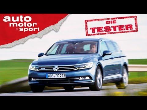 VW Passat Variant 4Motion: Mit Diesel? Kann das gut gehen? - Die Tester | auto motor und sport