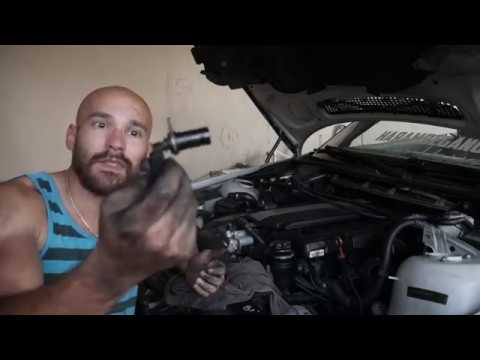BMW E46 / N42: How to replace the Camshaft Position Sensors