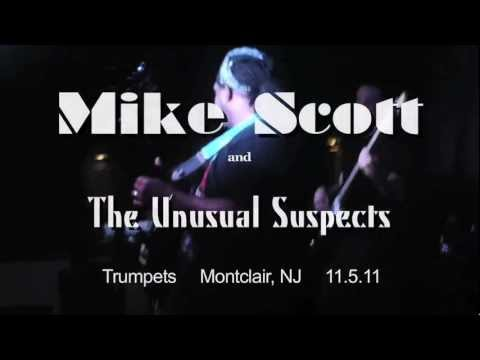 Mike Scott and The Unusual Suspects