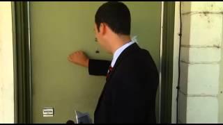 Sex offender going door to door concerns neighbors