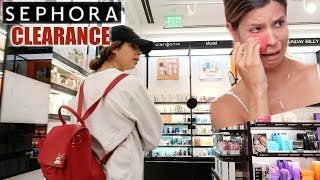 FULL FACE OF SEPHORA CLEARANCE MAKEUP - Video Youtube