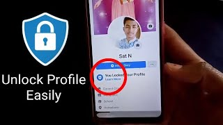 How To Unlock Facebook Profile 2020 || FACEBOOK PROFILE UNLOCK 2020