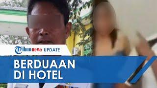 Kades Sei Buluh Tepergok Berduaan di Hotel dengan Istri Orang, Video Penggerebekan Viral di Medsos