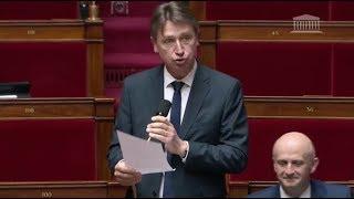 [Vidéo] Agence nationale de la cohésion des territoires: mes deux amendements pour le patrimoine et