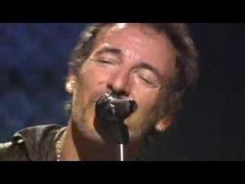 Bruce Springsteen - Dancing In The Dark (Live) video