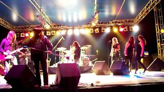 """The Jimmie Van Zant """"Cry For The Badman"""" Live In Michigan"""