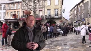 preview picture of video 'Les arcanes des arcades de Limoux - Pralines amères - www.bpcreations.eu'