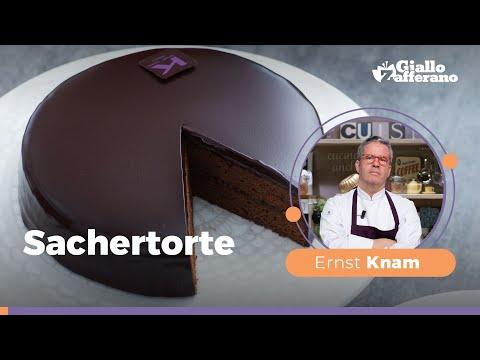 SACHERTORTE di Ernst Knam