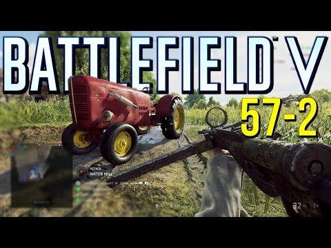Battlefield 5: 57-2 Medic MVP! (Battlefield V Multiplayer Gameplay)