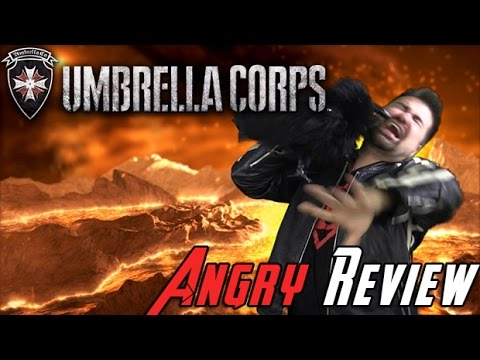 Umbrella Corps Angry Review - YouTube video thumbnail