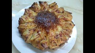 Потрясающий пирог, простой и вкусный!