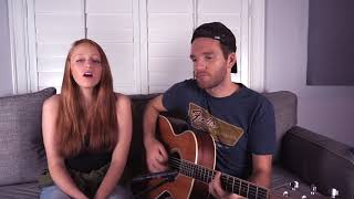 Gold Snafu Acoustic Cover - Alli and Sean - Sticky Fingers