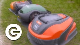 2019 Robotic Lawnmowers Reviewed | The Gadget Show