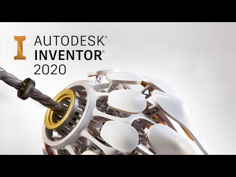 Autodesk Inventor 2020 - 1 Hour Test Drive (With Files), 3D CAD ...