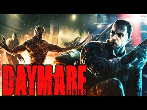 DAYMARE: 1998 All Cutscenes (Game Movie) 1080p HD 60FPS