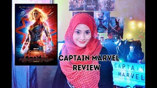 Captain Marvel REVIEW & DISCUSSION (SPOILER) MALAYSIA