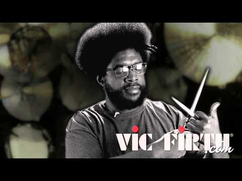 "VIC FIRTH Ahmir ""Questlove"" Thompson Signature Hickorové paličky"