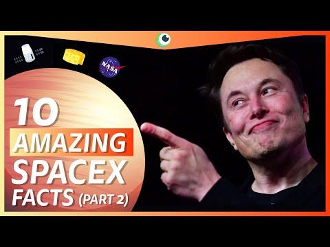 10 zajímavostí o SpaceX – část druhá - Svět Elona Muska
