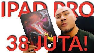 IPAD 38 JUTA TEST DI BANTING ⁉️(Dipaksa beli Ipad Pro 2018 tapi jelek..)