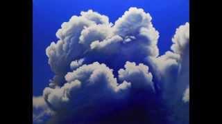 Cumulus in Blue