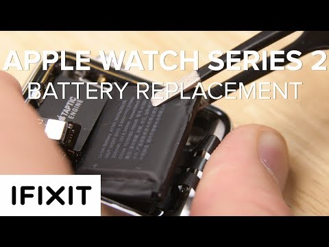 Apple Watch Series 2 Battery Replacement—How To