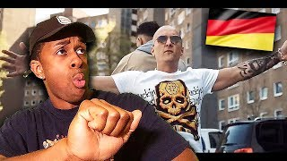 American Reacts To Olexesh Barrio Prod Von Pzy German Rap