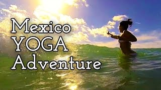 Mexico Yoga Retreat – PranaShanti Yoga Centre Ottawa