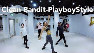 Clean Bandit - Playboy Style / 小杜老師 (週一班)