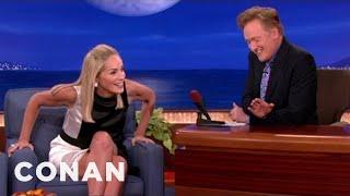 Sharon Stone Recreates Her