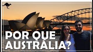 Por que decidimos largar tudo no Brasil e morar na Austrália? || Intercâmbio Austrália Ep. 01
