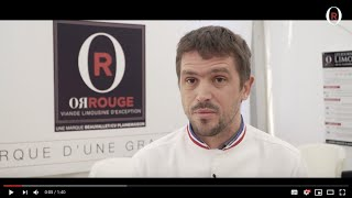 Excellence in gastronomy - Chef Arnaud Nicolas