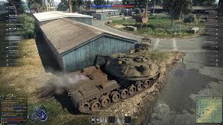 War Thunder[Thai] M103 & M46 เพลินๆไป