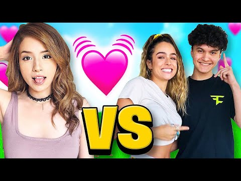 FaZe Jarvis Reacts to His NEW Crush (Sommer Ray Vs Pokimane)