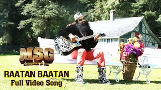 Raatan Baatan - MSG: The Messenger