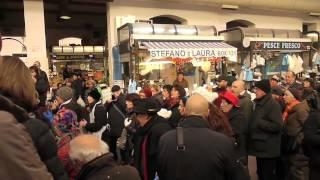 I° Flash Mob Coro di Piazza Vittorio