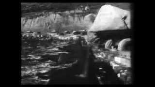Кинохроника Саратовская ГЭС