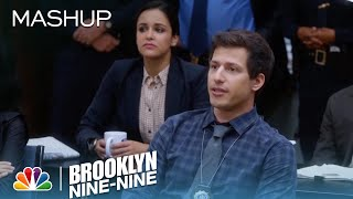 Brooklyn Nine-Nine - Jake's One-Liners: Season 1 (Mashup)