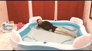 Review: Intex Swim Center Family Lounge Pool