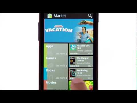 New Android Market Looks Like A Windows Phone App