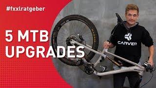 Top 5 Mountainbike / Enduro Upgrades die du verbessern solltest