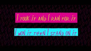 Doja Cat - Boss B*tch (from Birds of Prey: The Album) [Official Lyric Video]