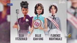 Barbie Introduces Line Of Inspiring Women Dolls